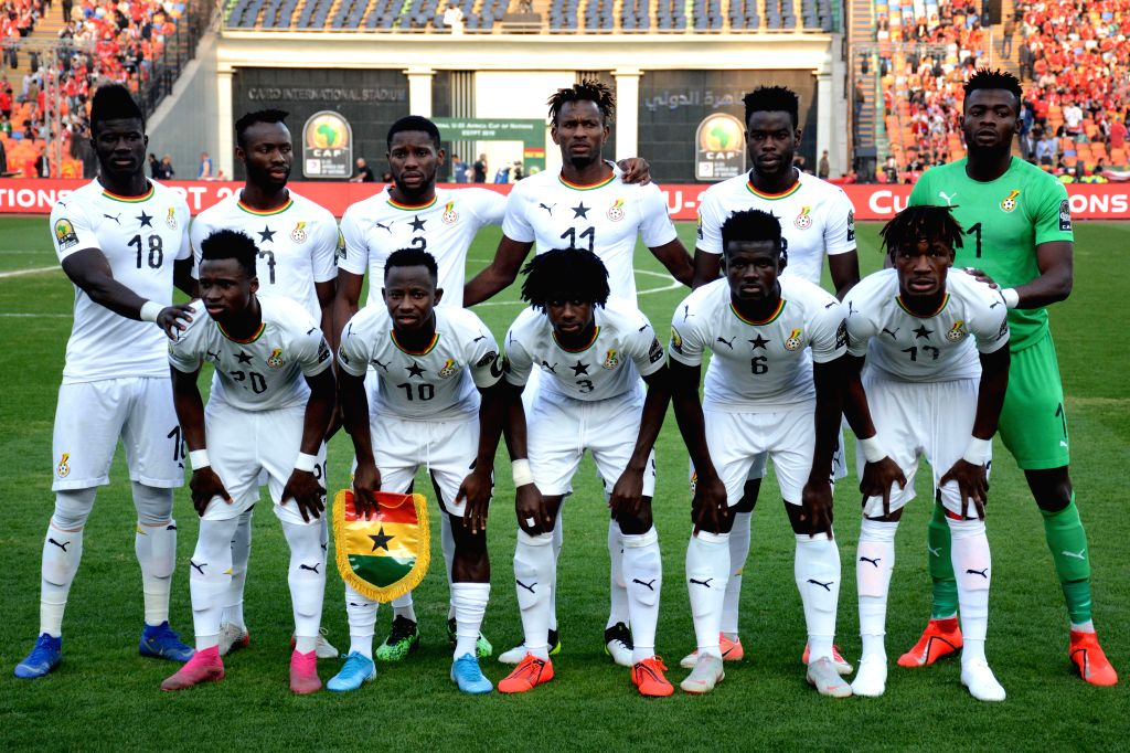 Ghana's 2022 FIFA WC qualifying group confirmed
