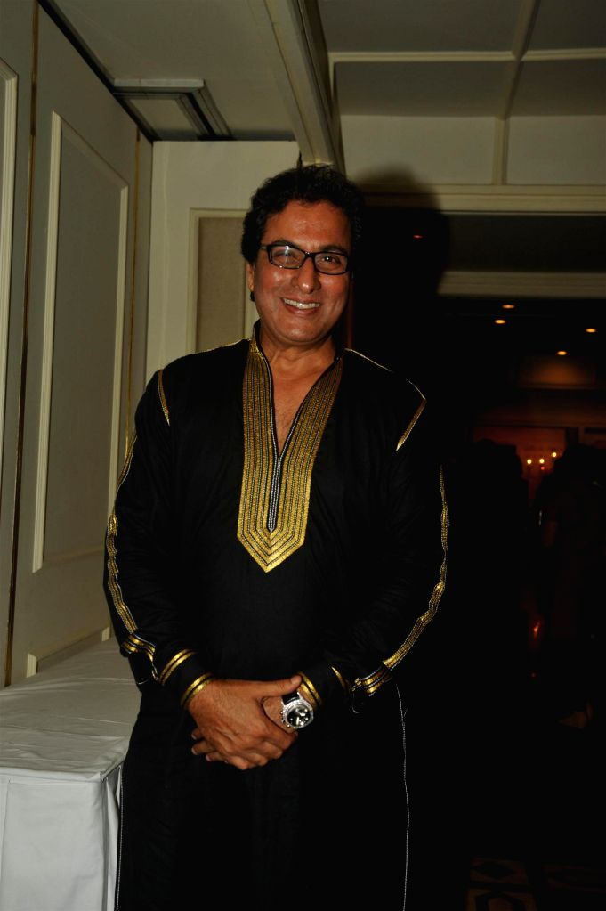 Ghazal singer Talat Aziz during the Khazana, A Festival of Ghazals organized in aid of Cancer Patients Aid Association and Parents Association Thalassemic Unit Trust in Mumbai, on August 1, 2014.