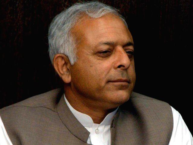 Ghulam Sarwar Khan. - Ghulam Sarwar Khan