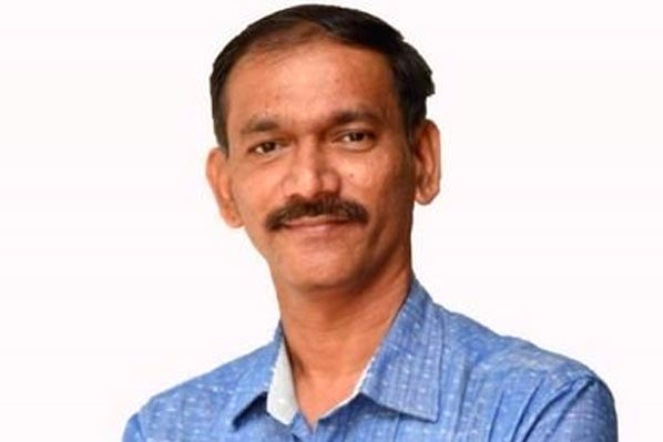 Girish Chodankar. (Photo: Twitter/@girishgoa)
