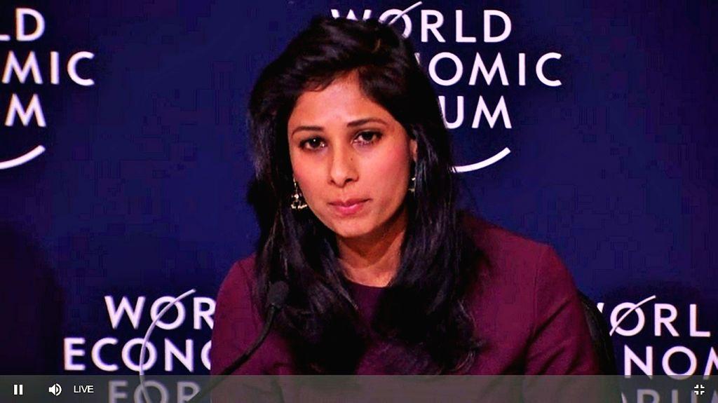Gita Gopinath. (Photo: IMF/IANS)