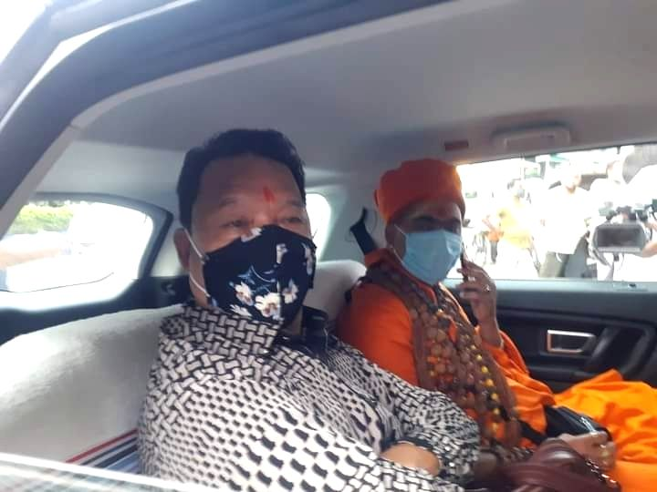 GJM chief Bimal Gurung surfaces in Kolkata, pledges support to Mamata Attachments area.
