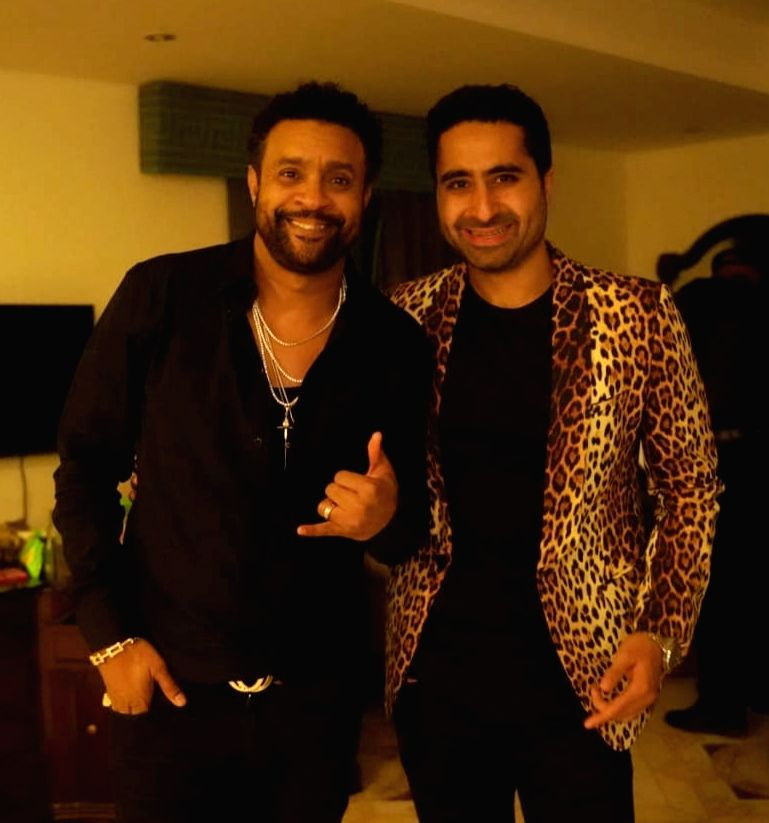 """Globally popular singer-DJ Shaggy, known for hit tracks """"Oh Carolina"""", """"Boombastic"""" and """"Angel"""", made a quiet visit to India, and jammed with DJ Khushi."""