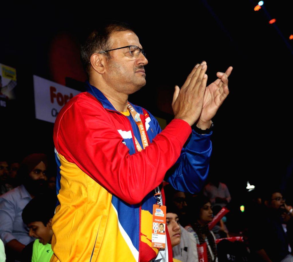 GMR League Games CEO Col. Vinod Kumar Bisht. - Vinod Kumar Bisht