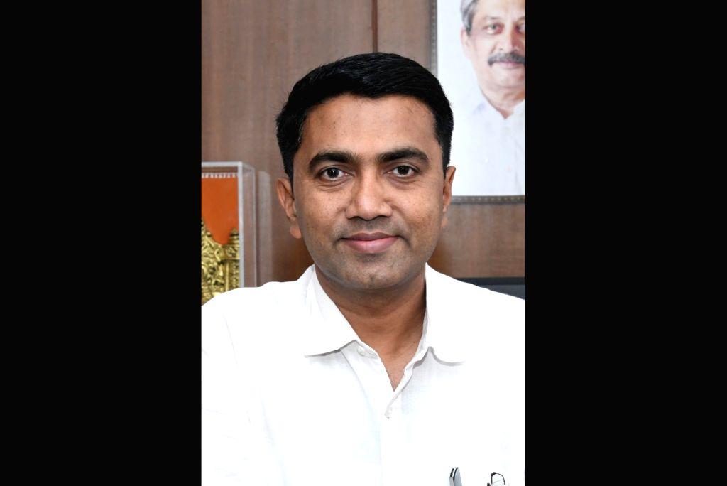 Goa Chief Minister Pramod Sawant. - Pramod Sawant