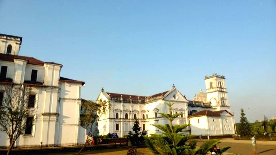 Goa Church cancels Sunday mass in view of 'Janata Curfew' call. (Photo: IANS)