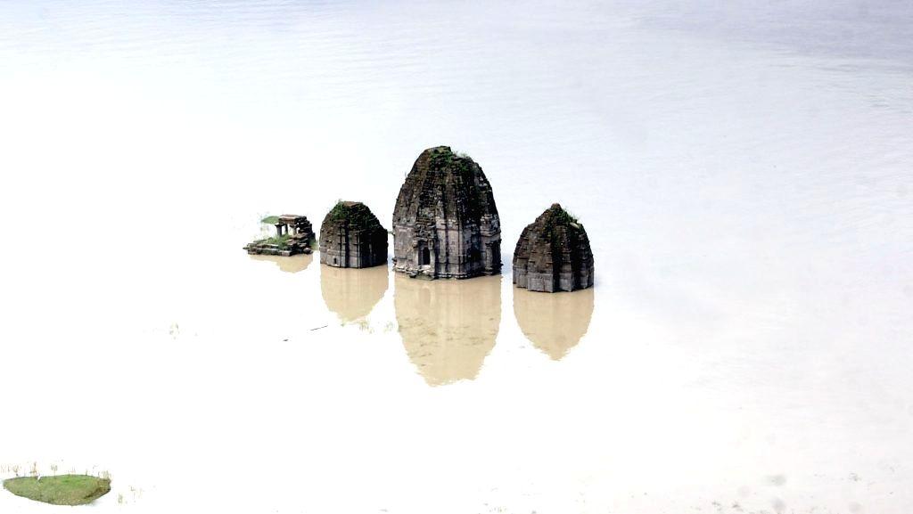 Gobind Sagar dam