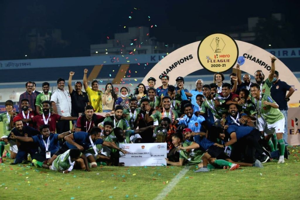 Gokulam Kerala are new I-League football champions