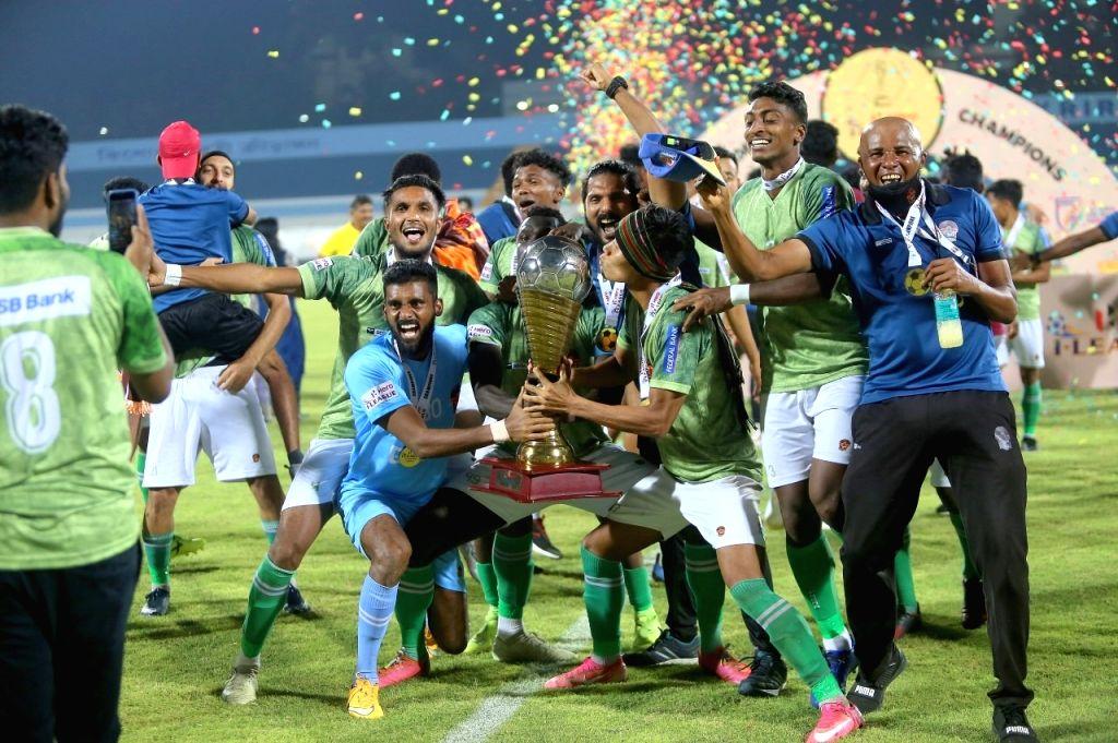 Gokulam Kerala FC complete incredible comeback to become Kerala's first Hero I-League Champions