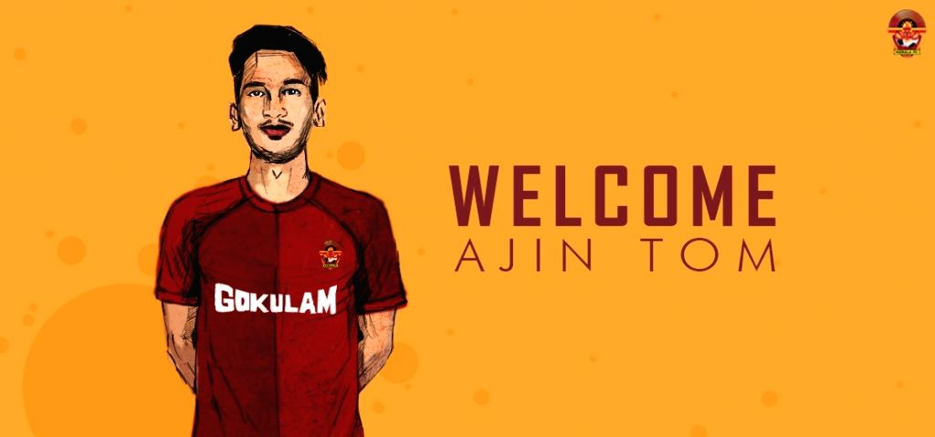 Gokulam Kerala FC's home ground is special to me: Ajin Tom