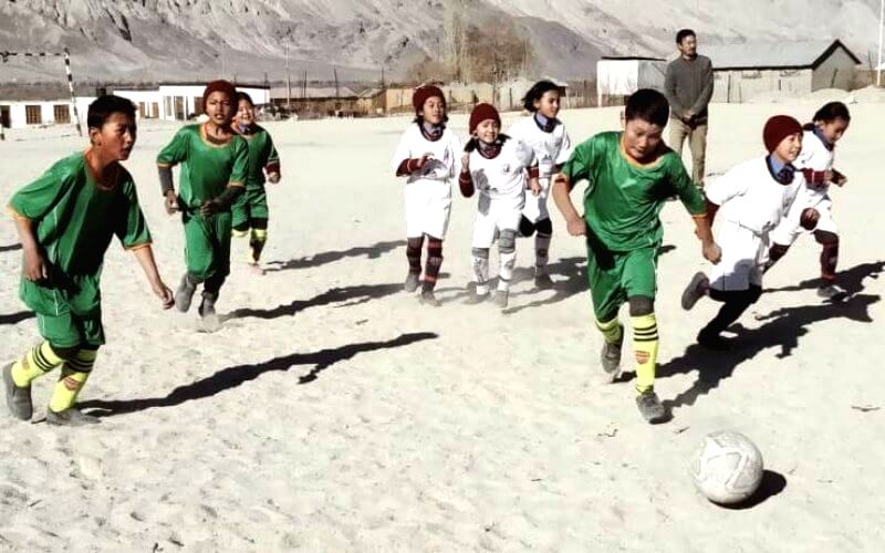 Golden Baby Leagues acts as breath of fresh air in Leh-Ladakh