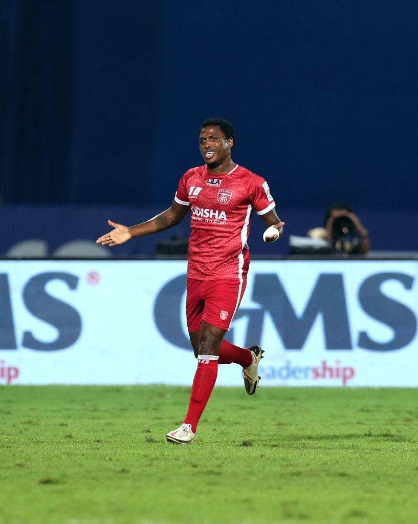 Goncalves brace helps Chennaiyin beat Odisha 2-1 in ISL (photo : ISL)