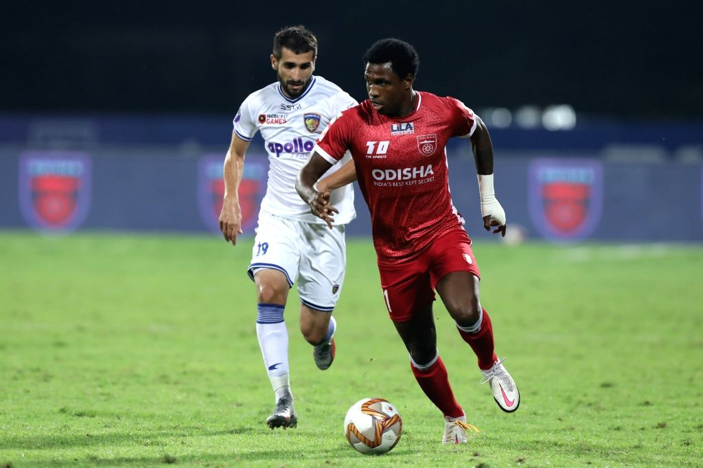 Goncalves brace helps Chennaiyin beat Odisha 2-1 in ISL (photo : ISL)