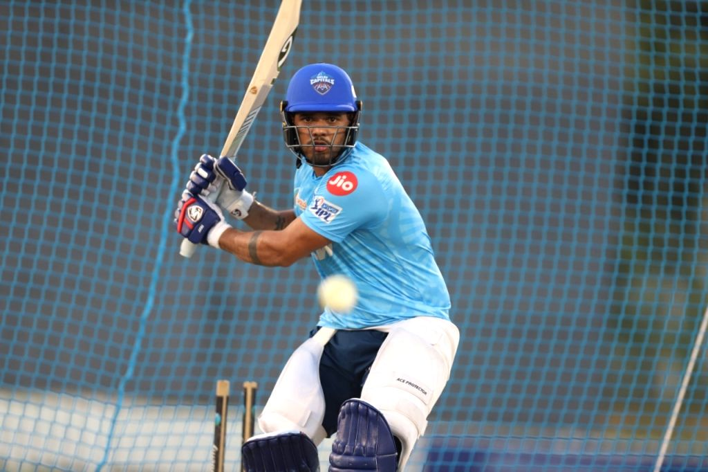 Good chat with Dhoni gave me a lot of confidence: Delhi Capitals' Ripal Patel - Ripal Patel