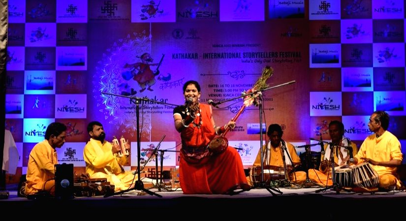 Good stories make everyone a child, and an annual storytelling festival Kathakar, is back in the national capital with the charm of folktales from Australia, United Kingdom, Poland, and India.