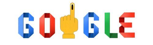 Google Doodle in India focuses on Lok Sabha polls