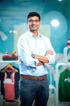 Google Pay India Product Management Director Ambarish Kenghe.