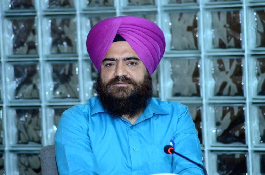 Gopal Singh Chawla. - Gopal Singh Chawla