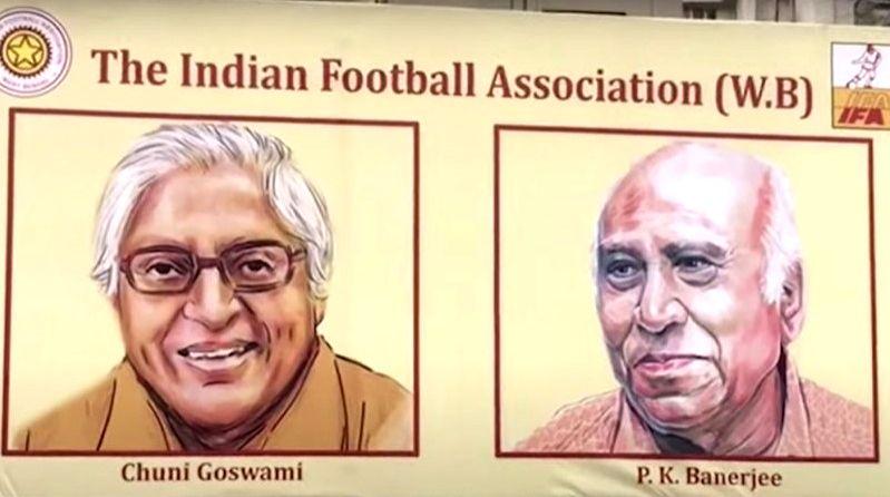 Goswami, Banerjee, Manna hoardings get prominence during Puja in Kolkata