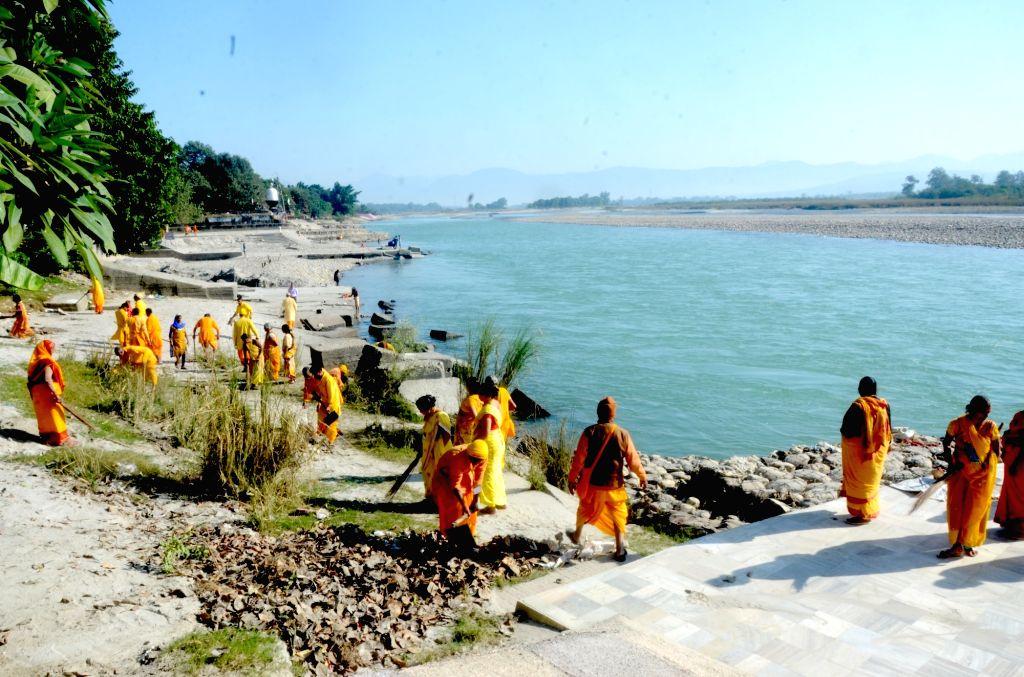 Govt sanctioned 310 projects under Namami Gange, 116 completed