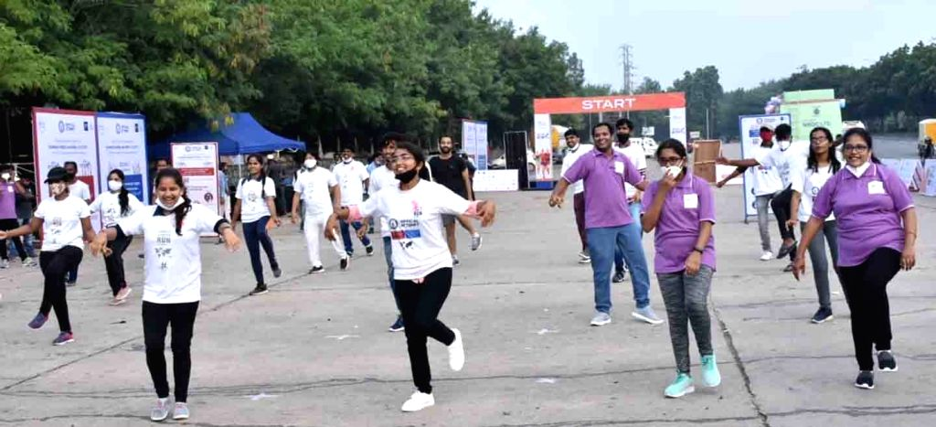 'Grace Cancer Run' by Hyderabad-based Foundation sets 2 Guinness records