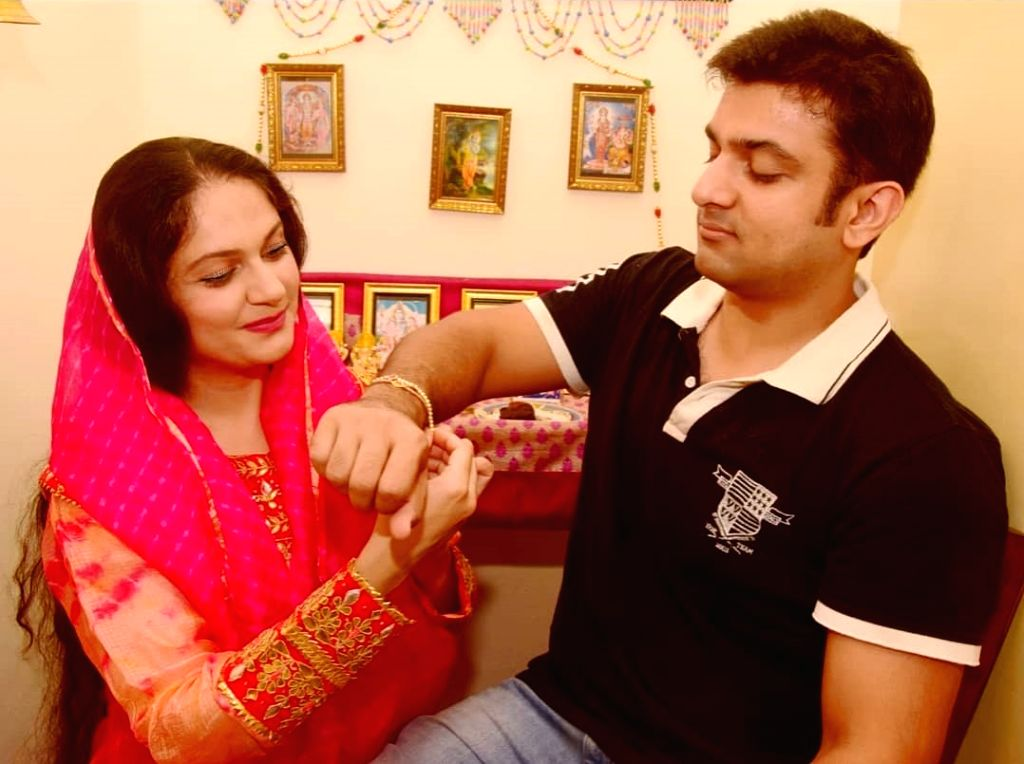 Gracy Singh to celebrate Bhai Dooj virtually. - Gracy Singh