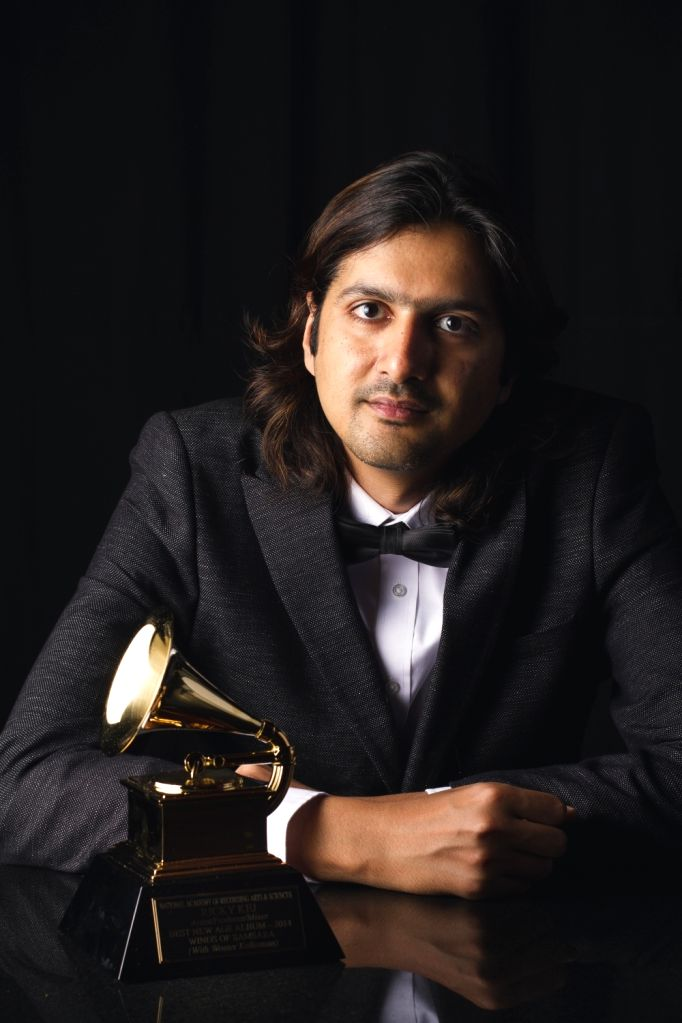 Grammy Award winning musician and conservationist Ricky Kej.