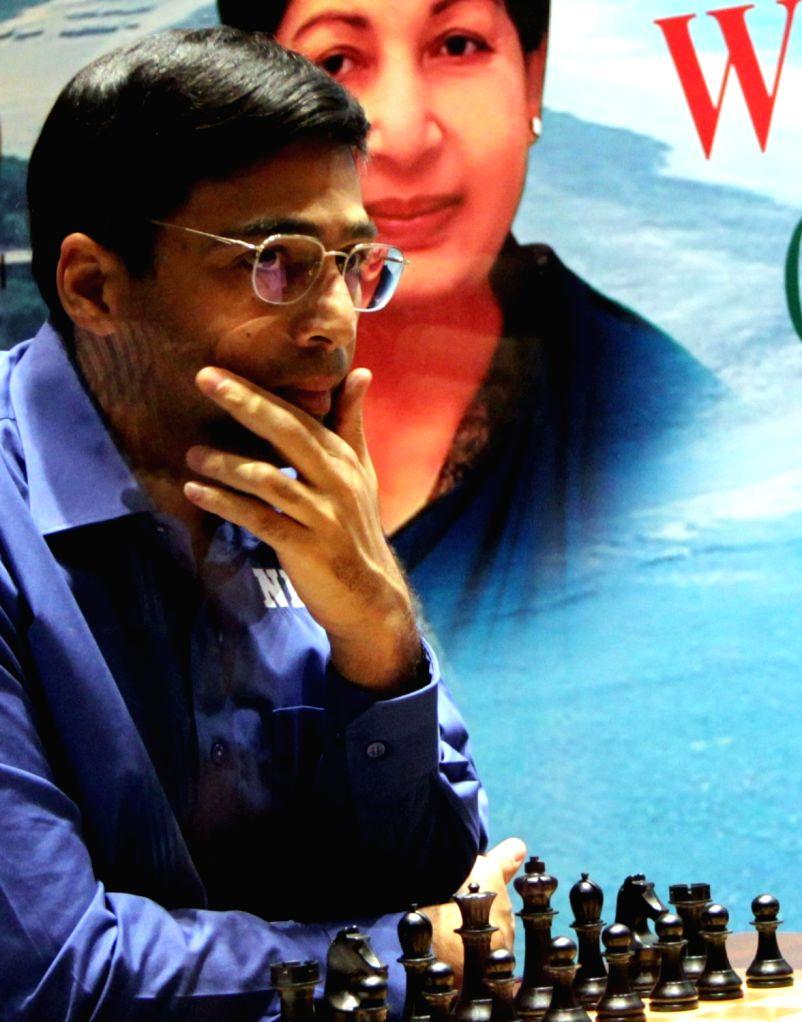 Grand Master (GM) Viswanathan Anand. (File Photo: IANS)