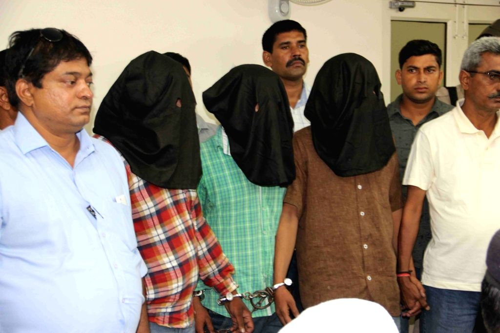 Greater Noida:  The prime accused along with two other accomplices in last month's Bulandshahr gang rape of a woman and her teenage daughter who have been arrested by Uttar Pradesh police being ...