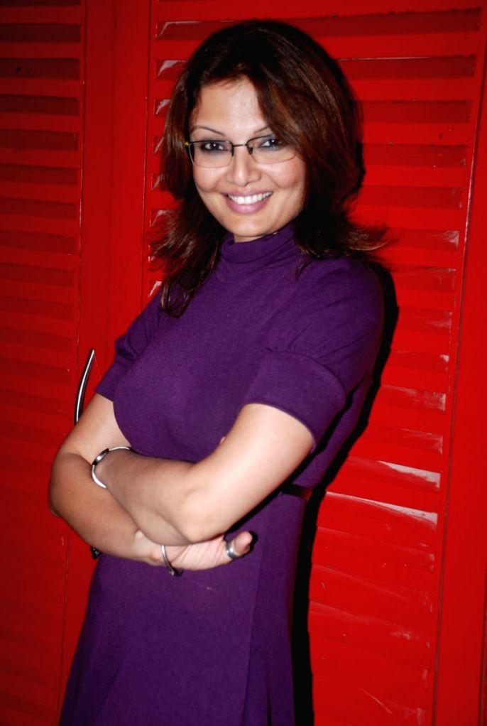 Guest at Star Trek Premiere at Fame in Mumbai.