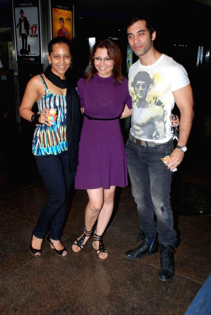 Guests at Star Trek Premiere at Fame in Mumbai.