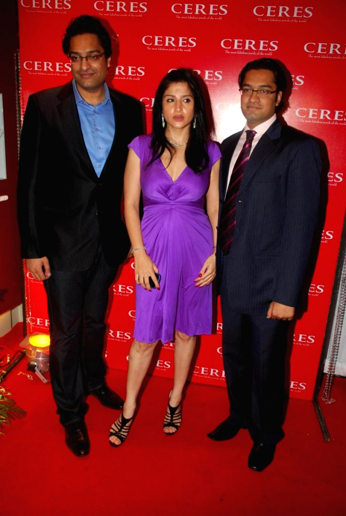 Guests at the launch of  Ceres store in Bandra Mumbai.