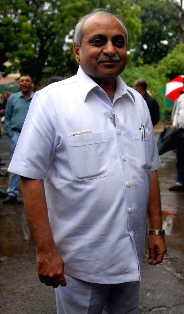 Gujarat Cabinet Minister Nitin Patel. (File Photo: IANS) - Nitin Patel
