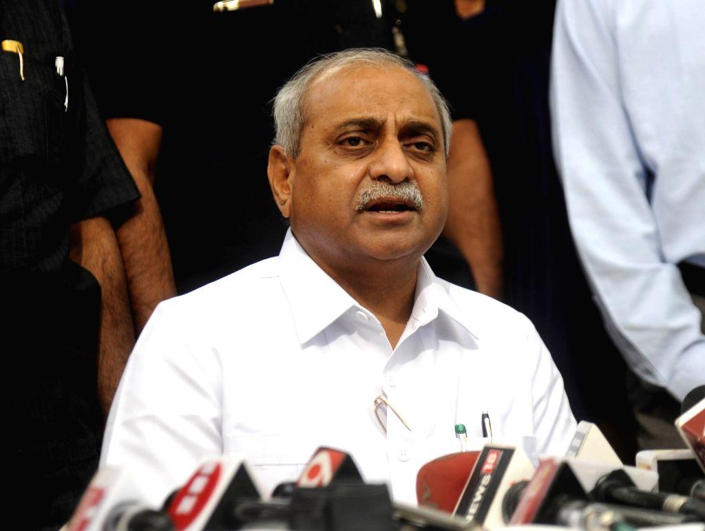 Gujarat Deputy Chief Minister Nitin Patel  (Photo: IANS) - Nitin Patel