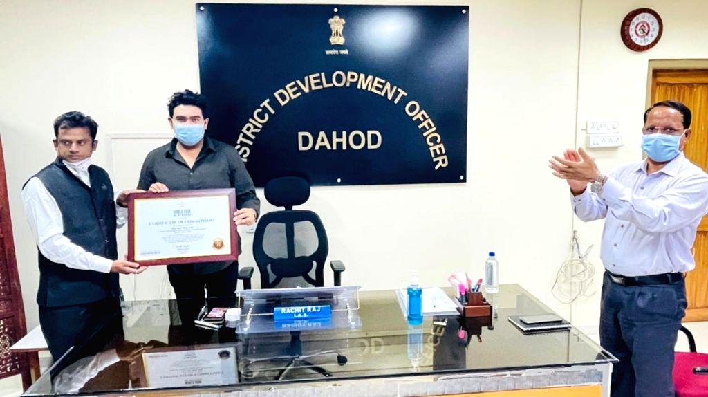 Gujarat's Dahod becomes role model in providing jobs under MGNREGA.