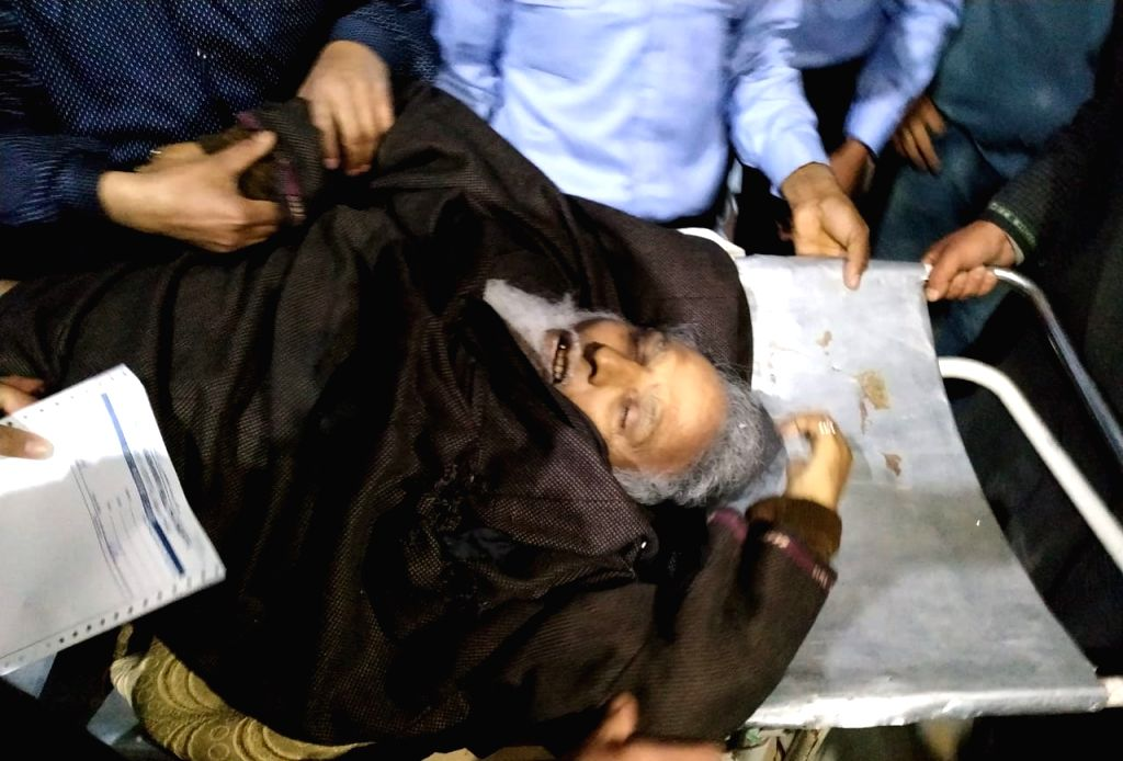 Gul Muhammad Mir, who was shot dead in Jammu and Kashmir's Anantnag on May 4, 2019. (File Photo: IANS)