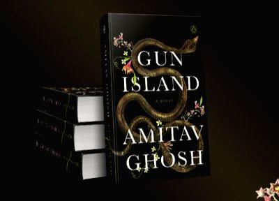 Gun Island.