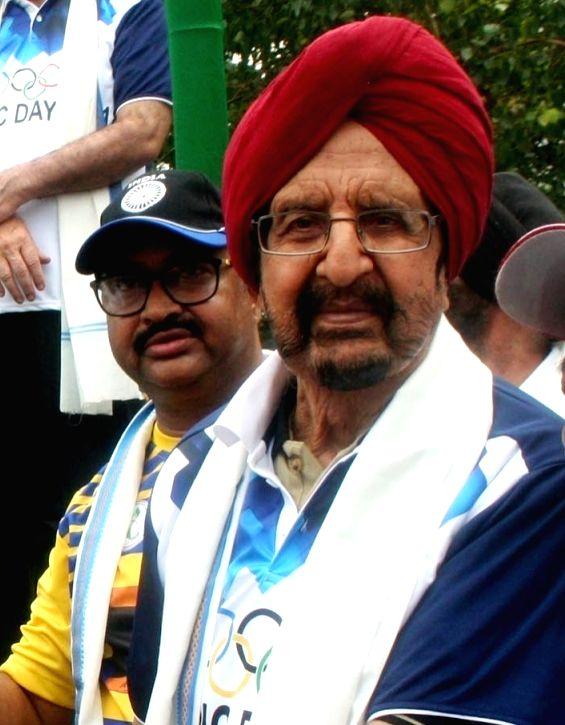 Gurbux Singh. (File Photo: IANS) - Gurbux Singh