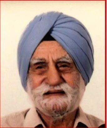 Gurdial Singh Jallanwalia. - Gurdial Singh Jallanwalia