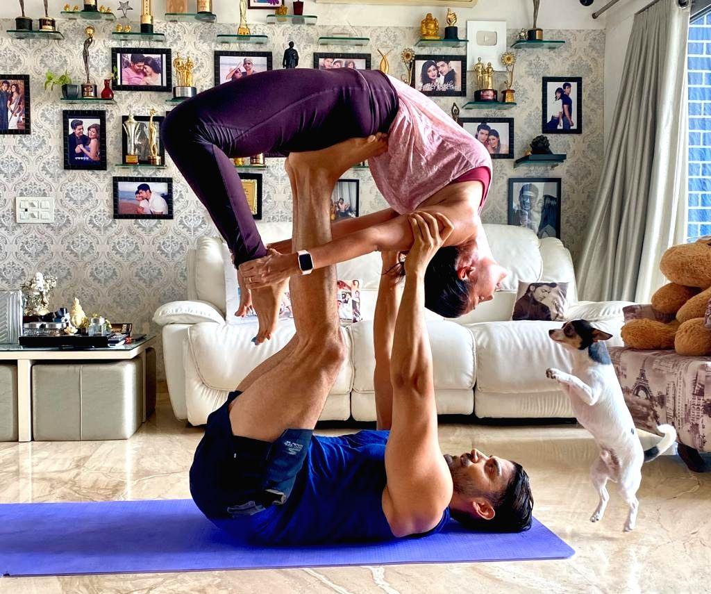 Gurmeet Choudhary: I've always been a fitness fanatic. - Gurmeet Choudhary