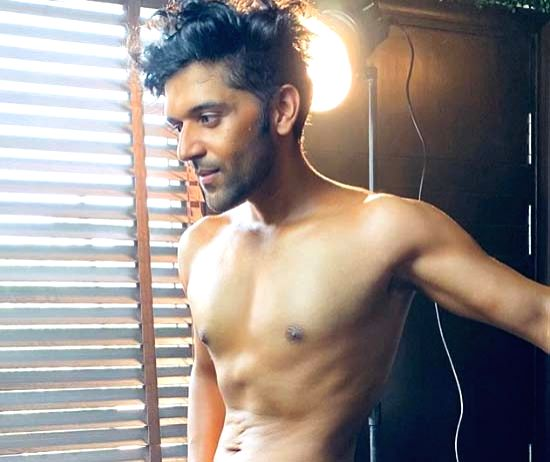 Guru Randhawa is loving his body transformation.