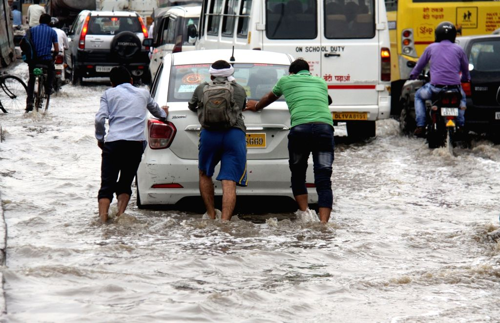 Gurugram: Flood control room to be set up to deal with monsoon.
