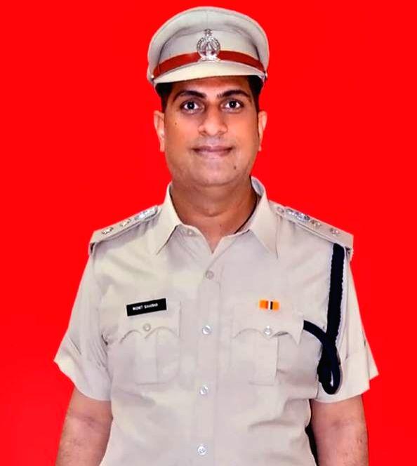 Gurugram's civil defence department gets President's medal