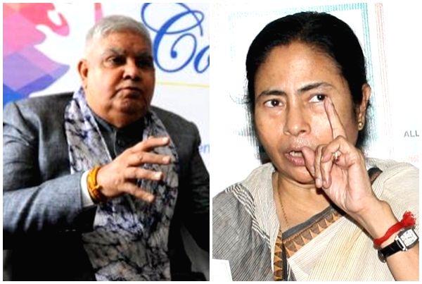 Guv Dhankar hits back at Mamata