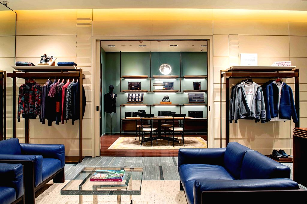 Guys, your favourite store just got a chic update.