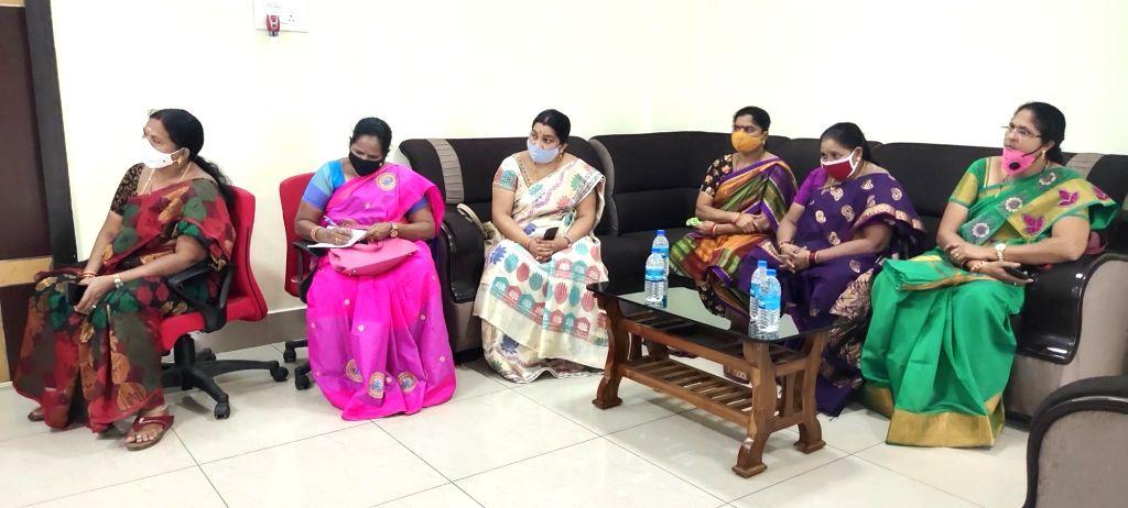 GVL Narasimha Rao explains farm bills benefits in Guntur. - Narasimha Rao