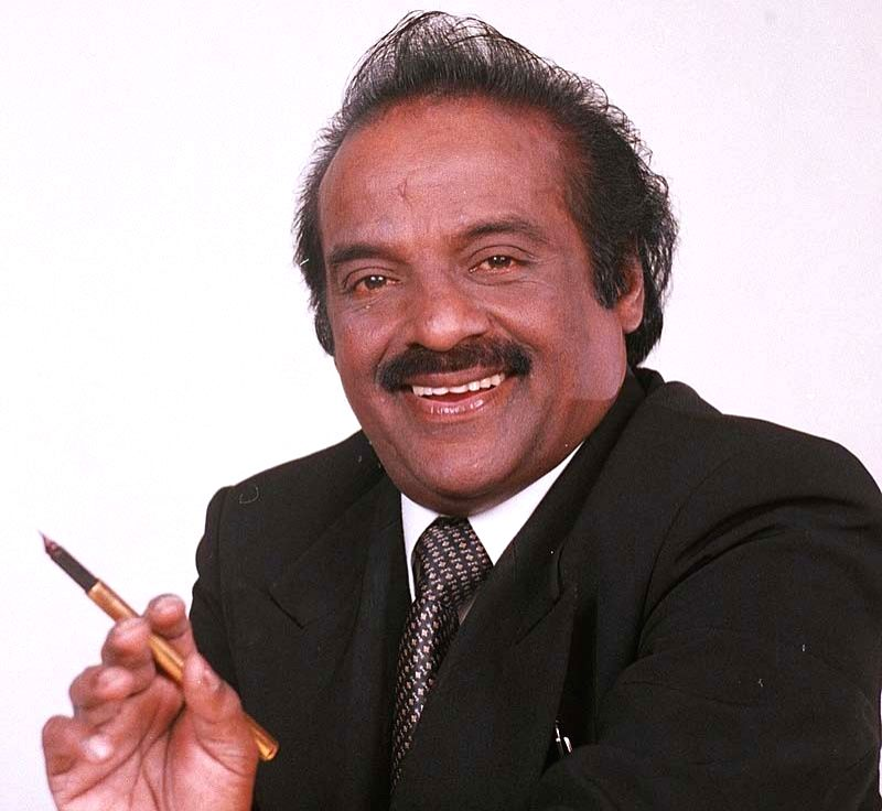 H. Vasanthakumar.