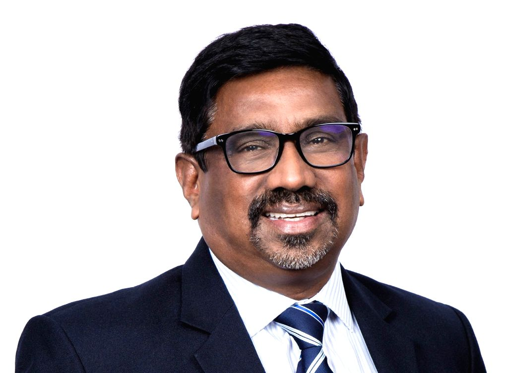 Habitat for Humanity India Managing Director Rajan Samuel.