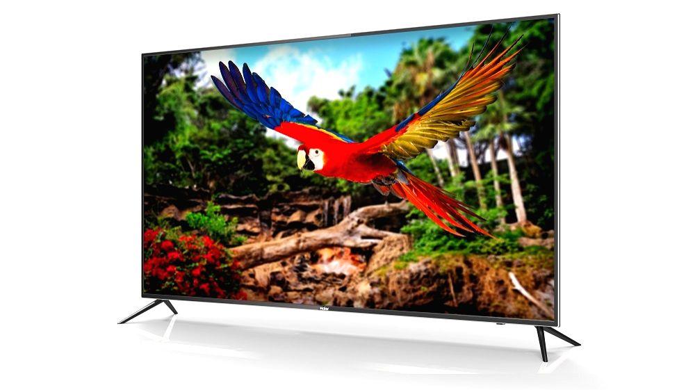 Haier U6900 LED TV.