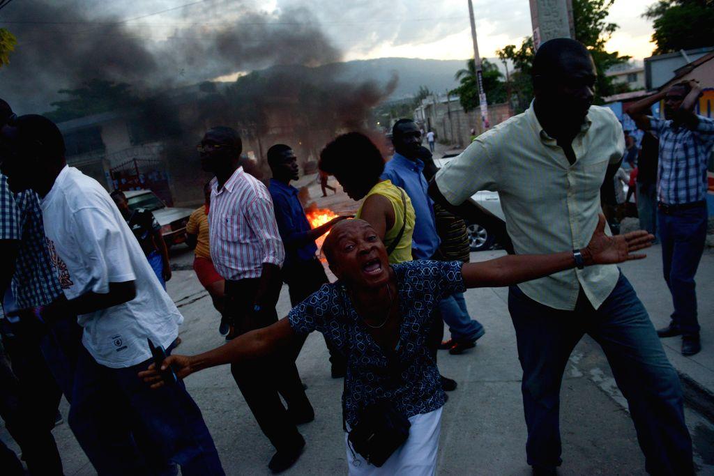 Haiti (Xinhua/Luz Sosa/IANS)